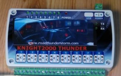 KNIGHT2000 Thunder  Voice Console